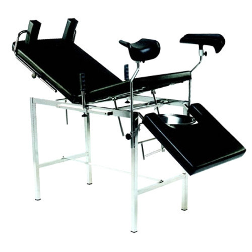 Delivery cum bed examination table