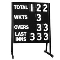 Cricket Mannual Scoreboard with Stand