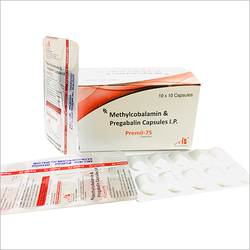 Methylcobalamin And Pregabalin Capsules