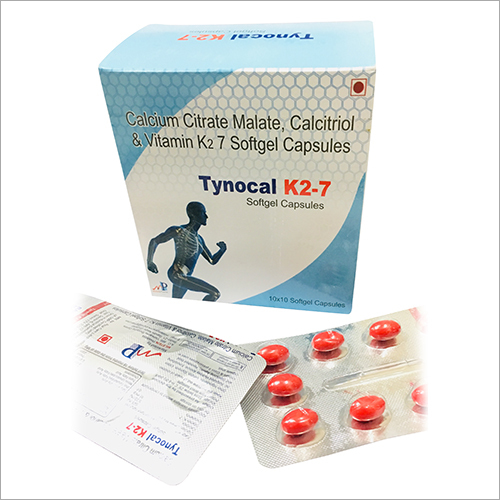 Calcium Citrate Malate Calcitriol Capsules