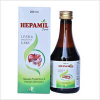 Liver And Digestive Care Syrup