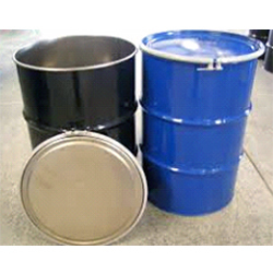 200 ltr Tal Open Top Drum