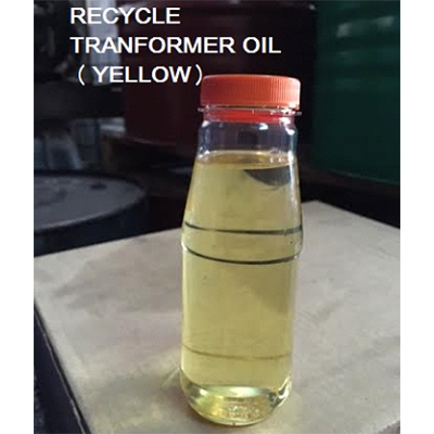 Recycle Transformer Oil (Yellow)