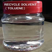 Recycle Solvent Toluene