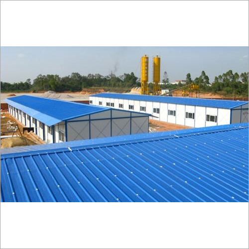 Fabrication Shed Repair Service