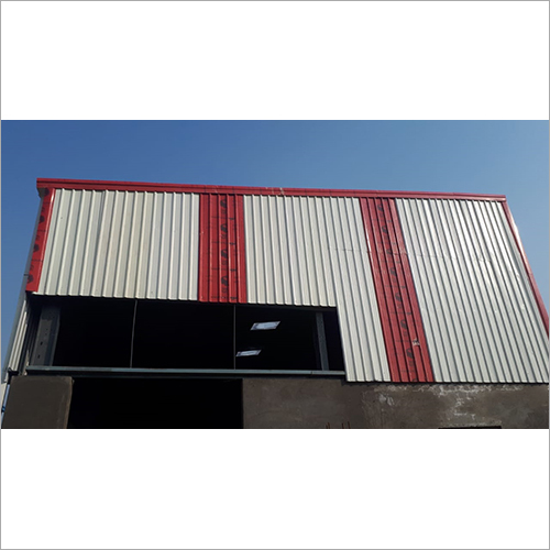 Factory Tin Shed