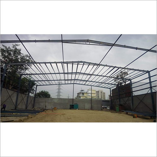 Prefabricated Industrial Structure Shed