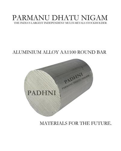 Aluminium Alloy AA1100 Raw Materials