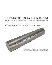 Aluminium Alloy AA2017A Round Bar
