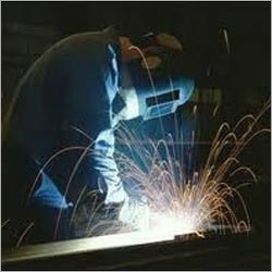MS Sheet Metal Fabrication Work