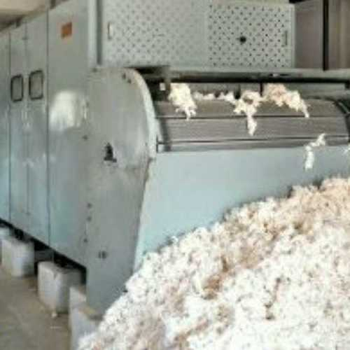 Cotton dryer machine
