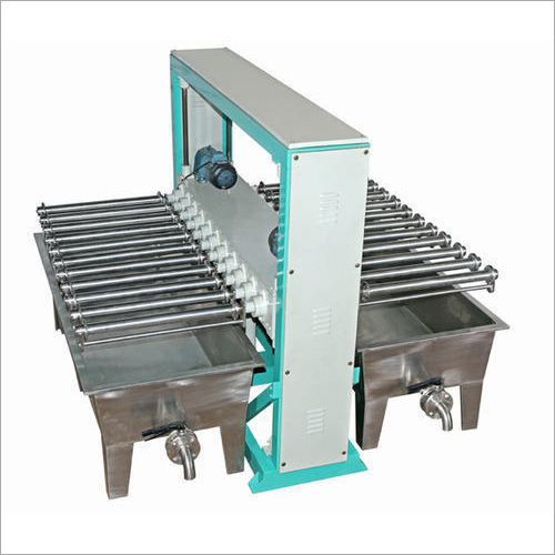Roller Type Hank Dyeing Machine