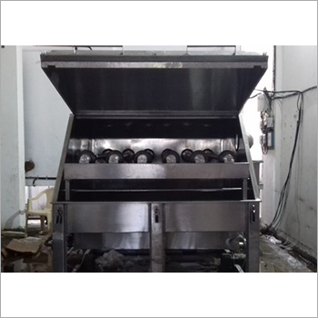 Automatic Spray Type Hank Yarn Dyeing Machine