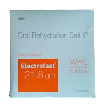 21.8 GM Oral Rehydration Salt IP