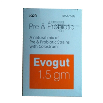 1.5 GM Pre And  Probiotic Sachets