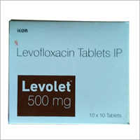 500 MG Levofloxacin Tablet
