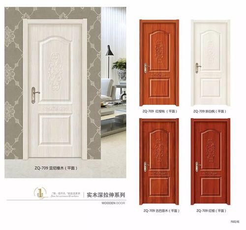 Hot Selling Classic Collection White Primer Moulded Door Back With Ce Certificate