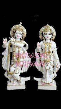 Marble Krishna Radha Moorti Manufacturer