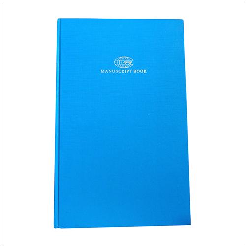 Manuscript Notebook