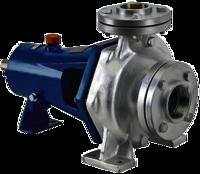 Horizontal Centrifugal Coupled Pumps