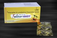 Artemether 80 mg & Lumifantrine 480 mg. (Dispersible tablet)