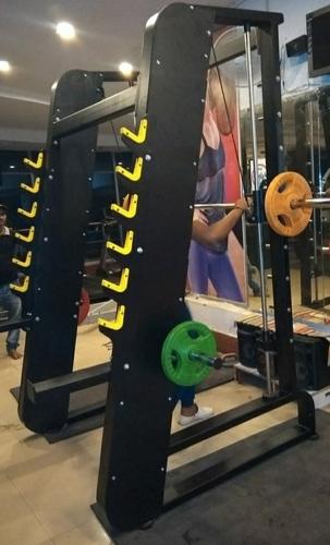 Counter Weight Smith Machine