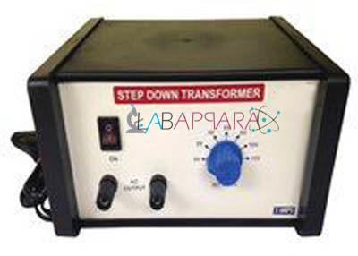 Step Down Transformer Labappara