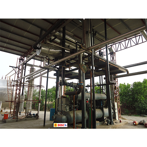 Calcium Chloride Based Co2 Plant