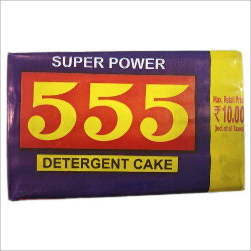 110gm 555 Super Power Detergent Cake