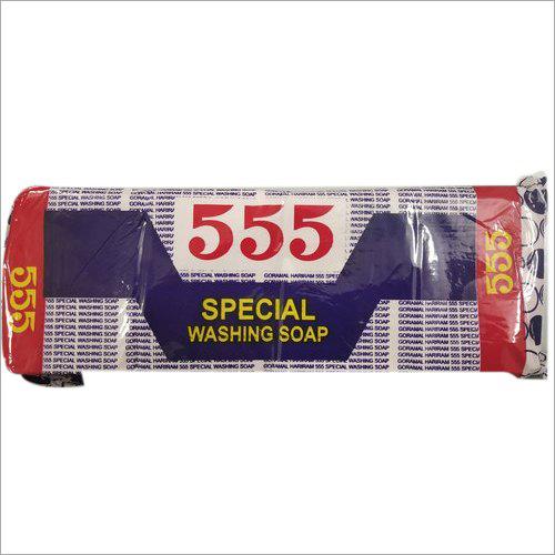 555 Special Washing Cake