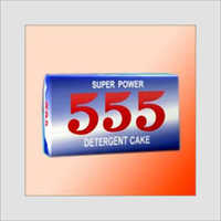 555 Super Power Detergent Cake