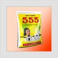 555 Utensil Cleaning Powder