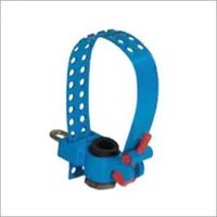 Strap ON Saddle for DI/CI Pipes