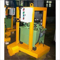 110T Mobile Rail Bending Machine