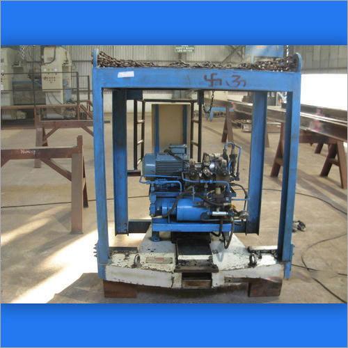 150T Mobile Rail Bending Machine