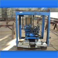 150T Mobile Rail Bending Machine