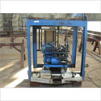 200T Mobile Rail Bending Machine