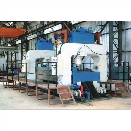 Rail Bending - Forming Machine