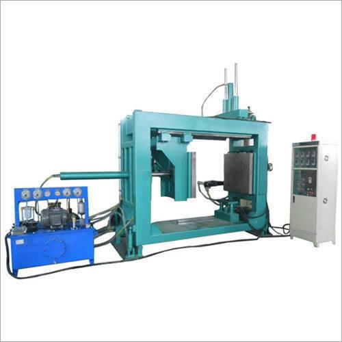 Automatic Pressure Gelation Machine 12.5T