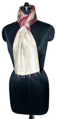 Designer Silk Kantha Allover Scarves
