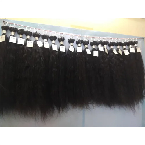 Virgin Indian Raw Human Hair