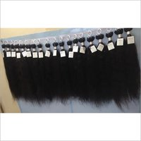 Indian Natural Hair Bulk Weft 100% Human Hair