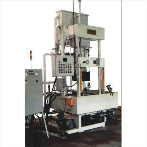 Automatic Hydraulic Quench Press