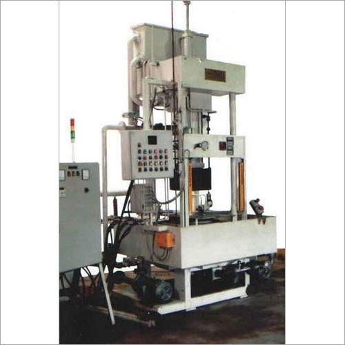 Automatic Hydraulic Quench Press