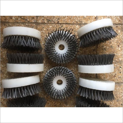 Round Cleaning Brush