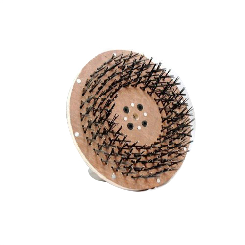 Hard Surface Round Cleaning Brush