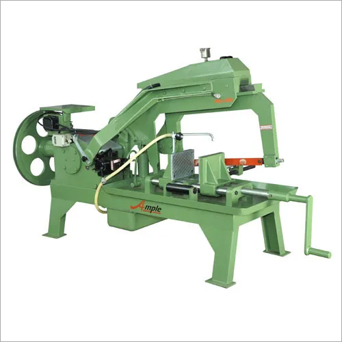 hacksaw cutting machine