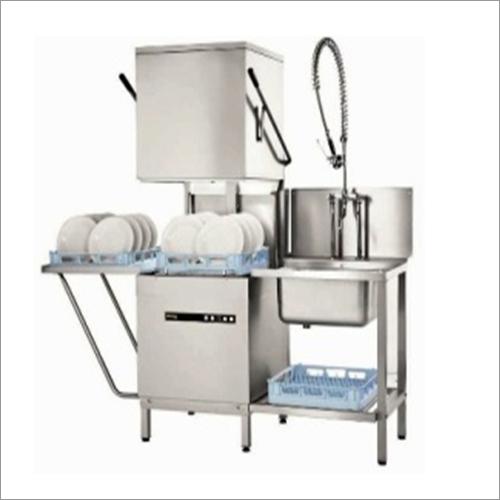 Hood Type Dish Washing Machine