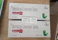 Albendazole 400 mg & Ivermectin 6 mg