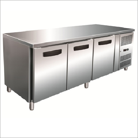 Under Counter With Food Warmer